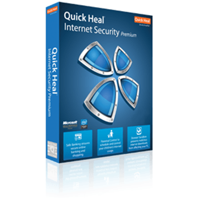 Quick Heal Internet Security - 3 User - 1 Year