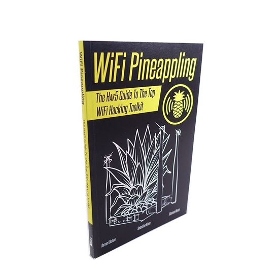 Wifi Pineapple Nano Book